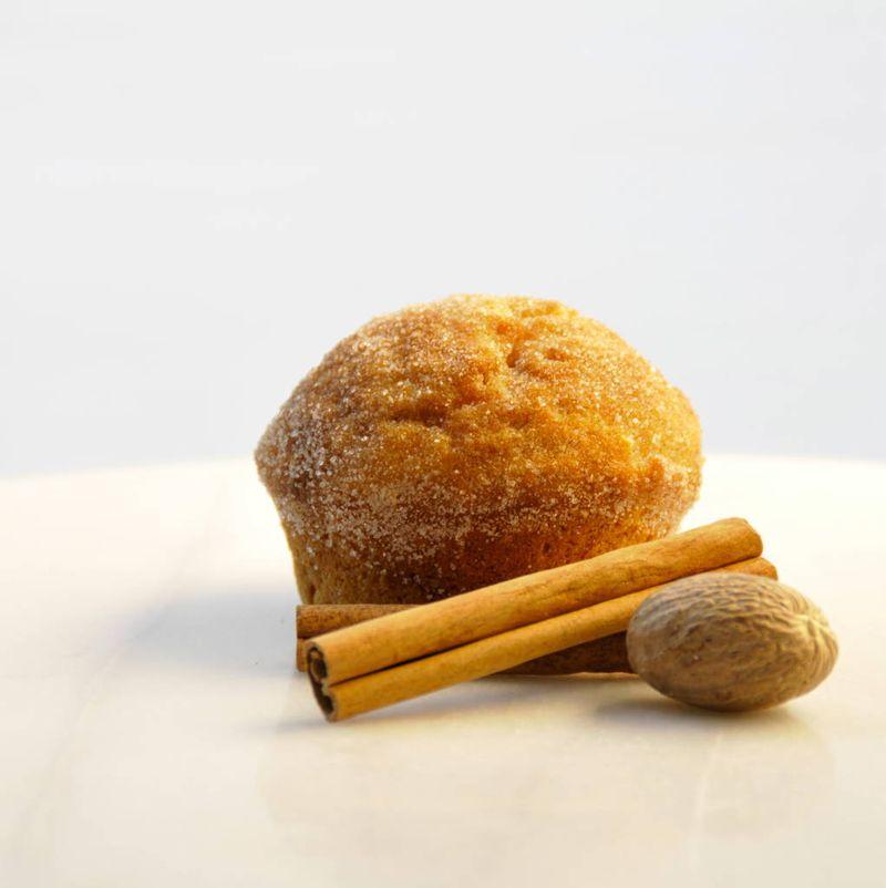 Doughnut muffin 2