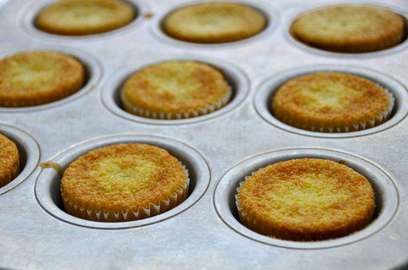 Swan cupcake 2