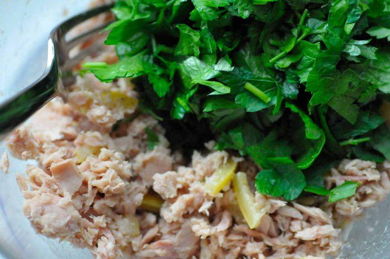 Tuna salad 2