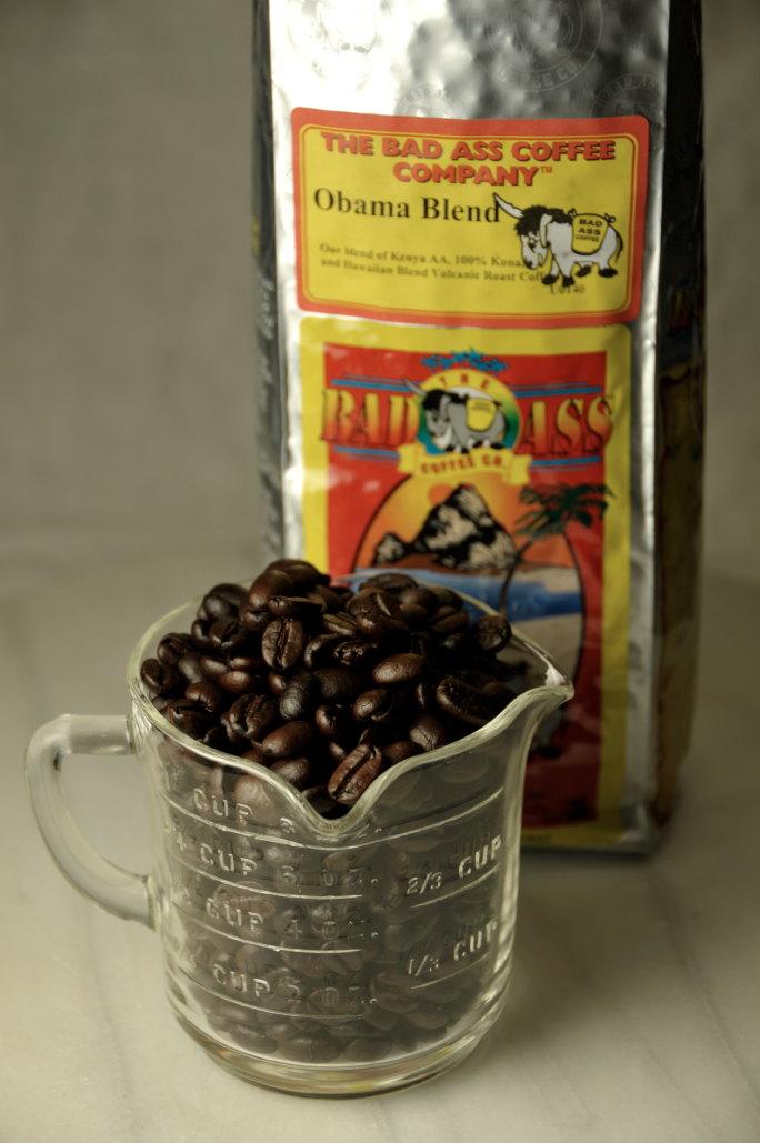 Obama coffee