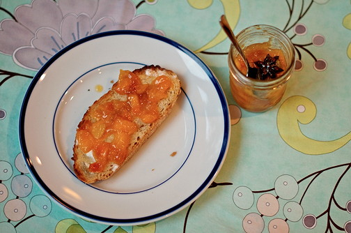 Peach pluot jam (2)