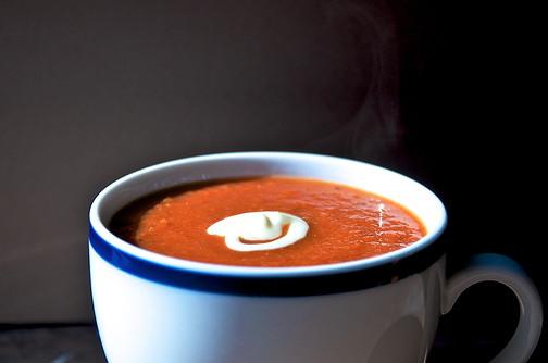 Tomato soup 16