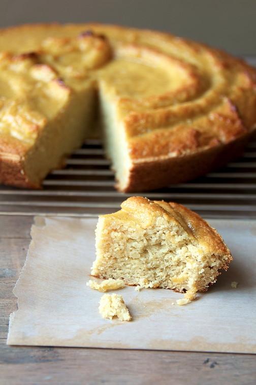 Coconut flour cake 3