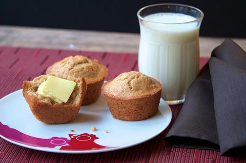 Maple muffins 1