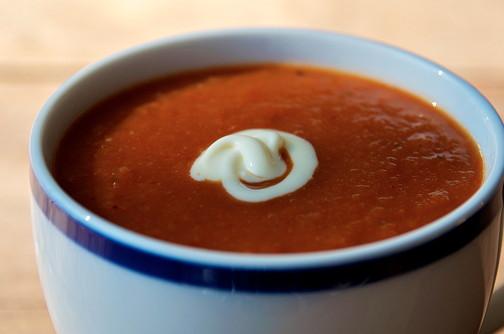 Tomato soup 15