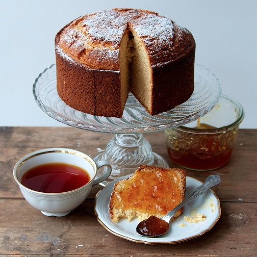Marmalade cake 13