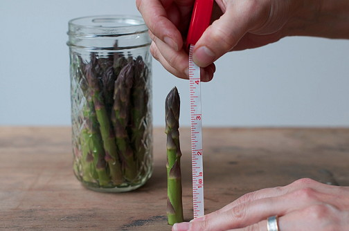 Pickled asparagus 5