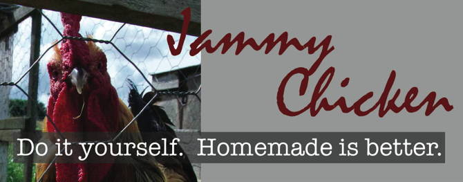 Jammy Chicken Banner