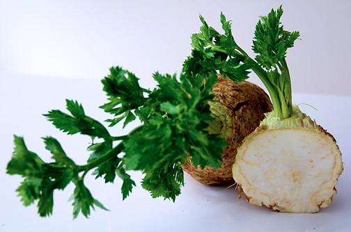 Celeriac salad 2
