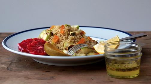 Quinoua salad 1