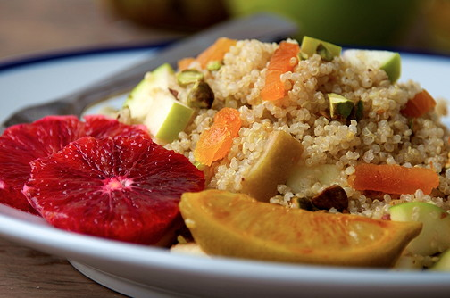 Quinoua salad 5