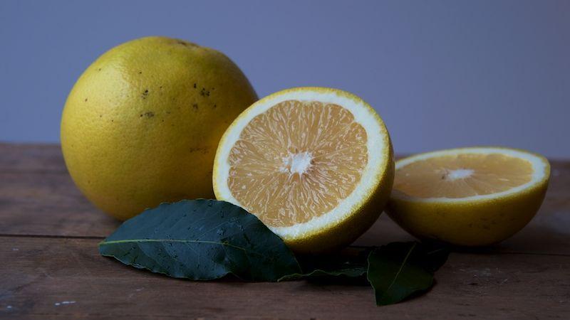 Grapefruit marmalade 1