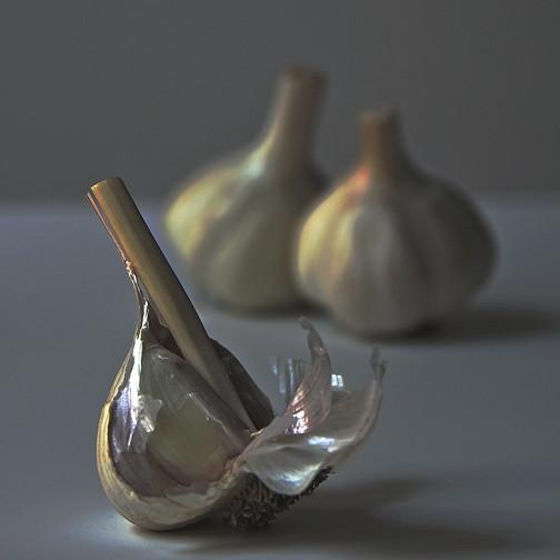 Garlic confit 3