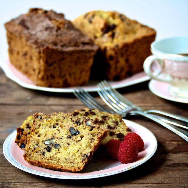 Courgette cake 6