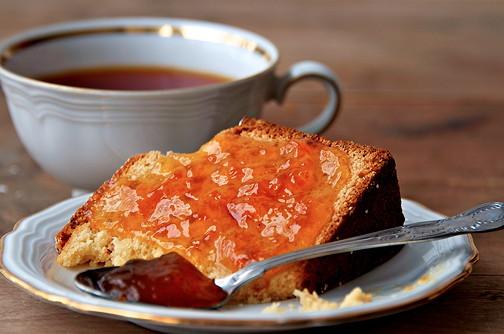 Marmalade cake 16