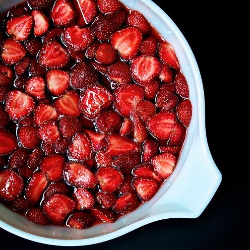Strawberry jam 13