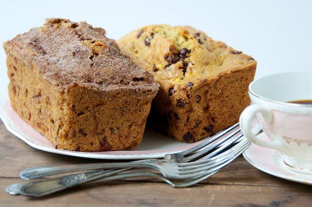 Courgette cake 8